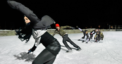 Le Patin Libre. Photo: Rolline Laporte