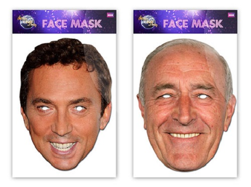 Strictly Come Dancing Masks