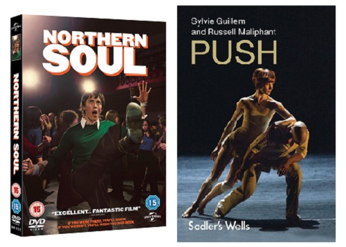 Northern Soul & Push DVDs