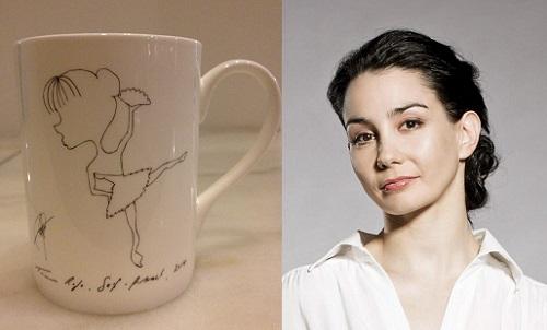 Tamara Rojo Mug