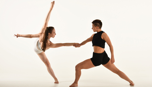 Joss Arnott Dance. Photo: Brian Slater